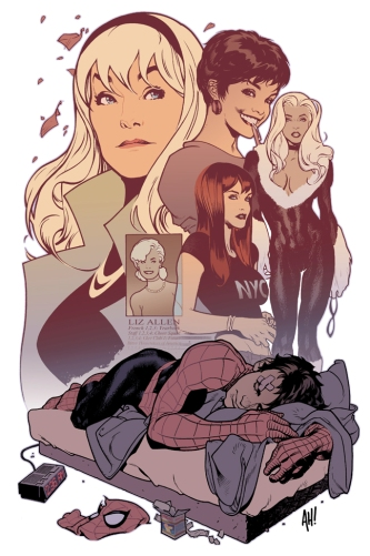 spidey__s_women_by_adamhughes