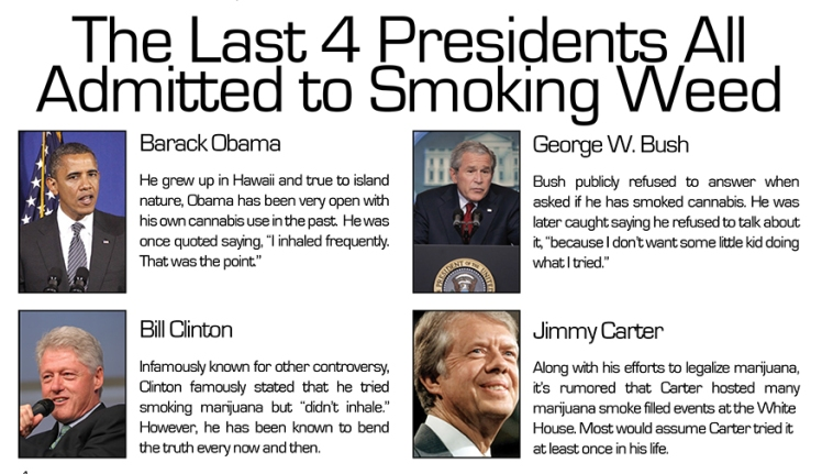 last_four_presidents_all_smoked_weed